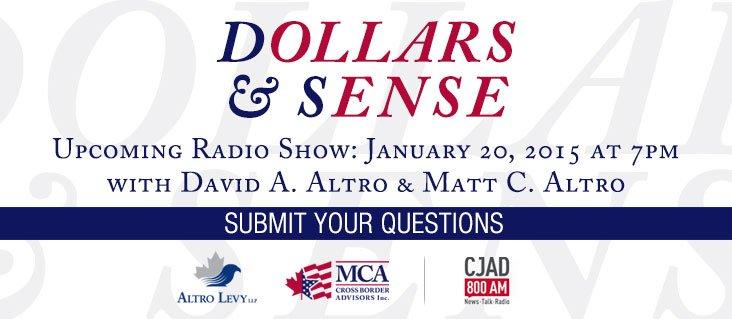 Upcoming Radio Show: January 20, 2015