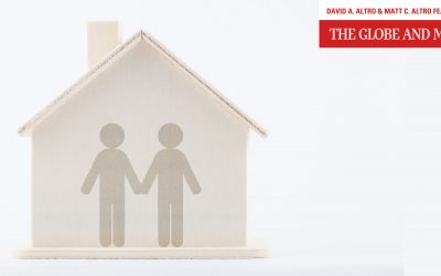 Globe & Mail – Equality for same-sex snowbirds with property in the US