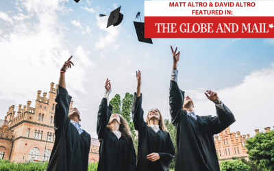 Globe & Mail – How to Get an 'A' in Cross-Border Education Planning